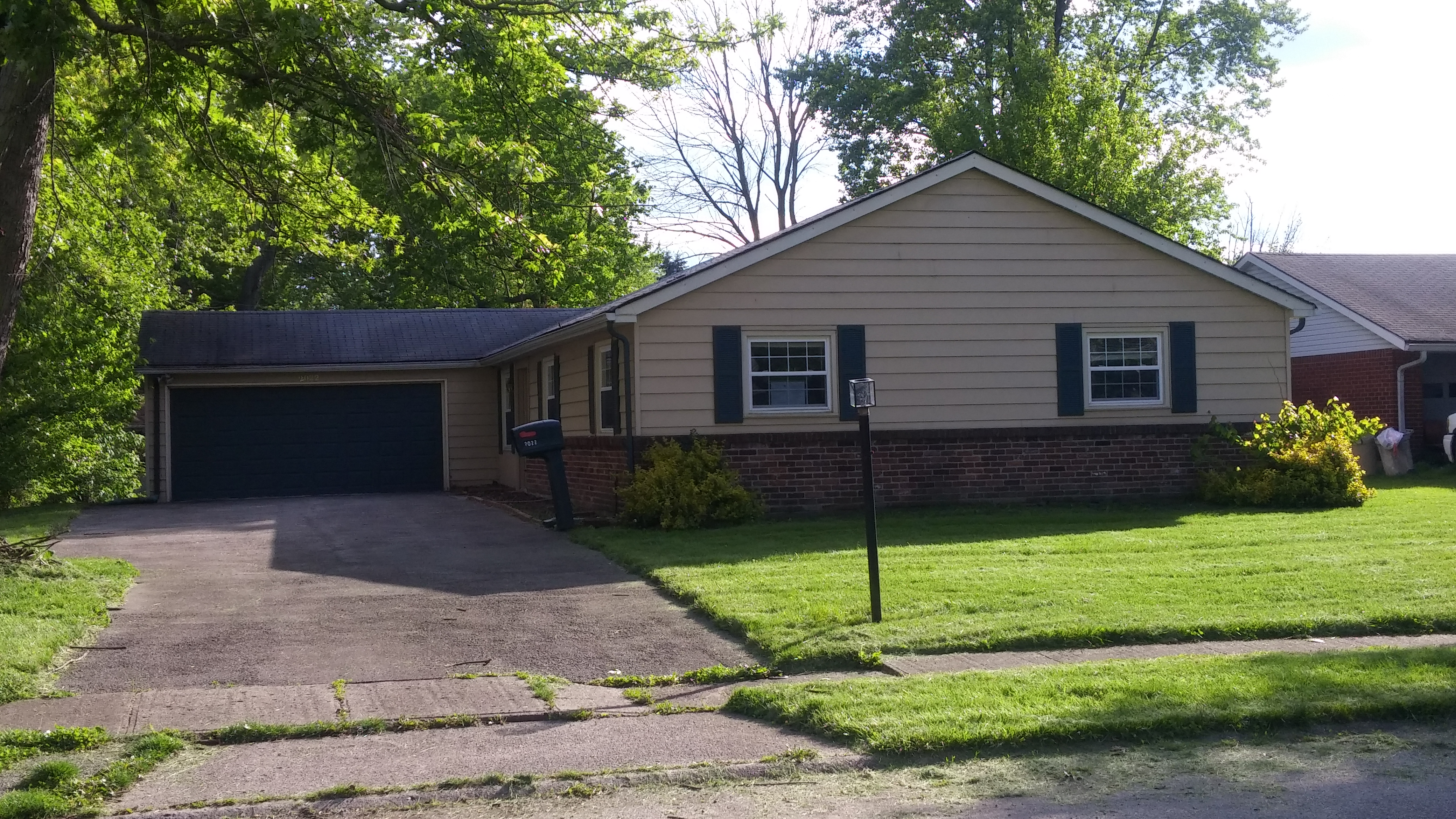 2022 Schwier Ct., Indianapolis, Indiana 46229